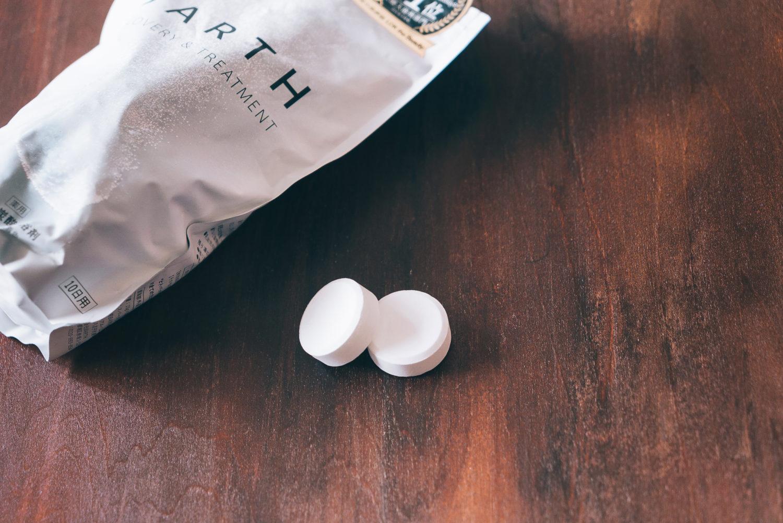 BARTH(バース)の錠剤