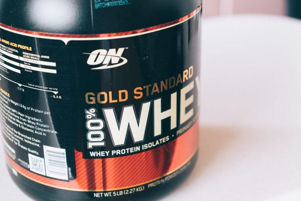 ゴールドスタンダード 100%ホエイ プロテイン ダブルリッチチョコレート