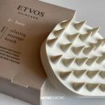 ETVOS(エトヴォス) リラクシングマッサージブラシ